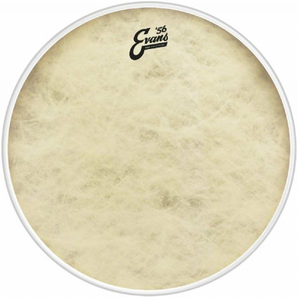 Evans 22 inch EQ4 Calftone Bass Drum Head - BD22GB4CT